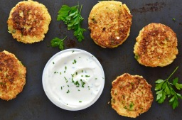 Easy Cauliflower Patties